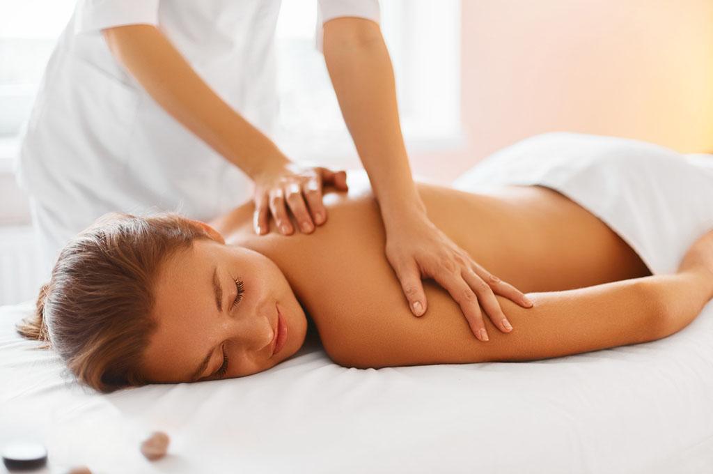 massaggio e cura del corpo