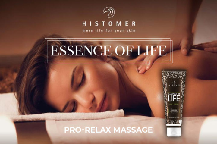 PRO RELAX MASSAGE – ESSENCE OF LIFE a 50€